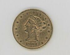 1904-O  EAGLE, LIBERTY HEAD,  GREAT GOLD COIN, AGW: 0.4837oz
