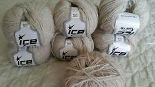 Safari-Blanco y negro largo hilo Pestañas #36729 hielo 100 gramos