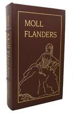 Moll Flanders by Daniel Defoe (1998, Hardcover) Easton Press