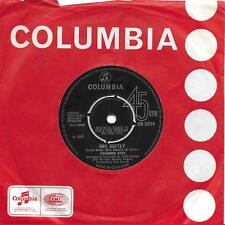 """Solomon King Cry Softly UK 45 7"""" single +Time Alone Will Tell"""