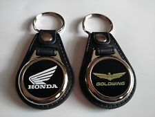 Honda Goldwing MOTORCYLE KEYCHAIN 2 PACK MIX set