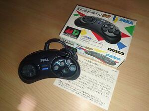Fighting Pad 6B controller manette MegaDrive import jap en boite