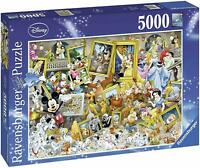 Puzzle Ravensburger 17432 Disney Mickey Mouse House Dessins Animés 5000 Pièces