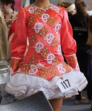 IRISH DANCING DRESS - SHAUNA SHIELS DESIGN