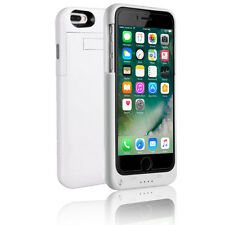 Indigi Slim External PowerBank Battery Case for iPhone 7 Plus - 4000mAh - White