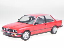 BMW e30 323i 2-Türer 1982 rot Modellauto 155026000 Minichamps 1:18