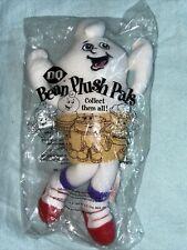 Vintage 1999 Dairy Queen Bean Plush Pals Ice Cream Cone Nip