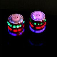 MAGIC SPINNING TOP GYRO SPINNER LASER LED MUSIC FLASH LIGHT KIDS TOY GIFT NEW