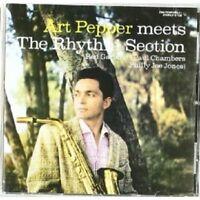 ART PEPPER - MEETS THE RHYTHM SECTION (OJC REMASTERS)  CD NEU
