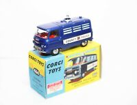 Corgi 464 Commer Police Van With Flashing Light In Its Original Box - Near Mint
