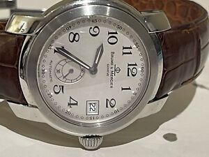 Baume Mercier Capeland Unisex Automatic Watch 39mm