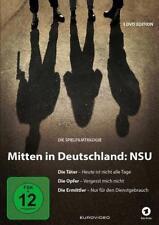 DVD-Au milieu de l'Allemagne: La NSU TRILOGIE: LES AUTEURS-Les victimes-Les enquêteurs