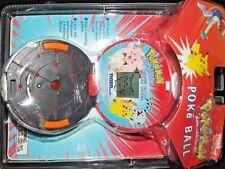 VTG 1998 Tiger Electronics Pokemon Pokeball poke ball handheld game ASH pikachu