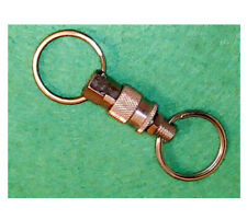 Air Coupler Key Chain by Camel Tire Products - all metal