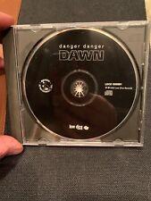 DANGER DANGER- Dawn CD RARE OOP 1995 Low Dice Records Promo HTF USA SELLER!!