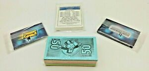 Monopoly The .Com Edition - 2000 -Play Money & Cards (in Original Sealed Bags)