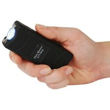 Master Stun Gun 12 Million Volts W Flashlight Holster Defense A1 Restricted