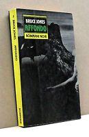 AFFONDO - B. Jones [Libro, Bompiani Noir edit.]