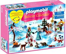 Playmobil Christmas Royal Ice Skating Trip Set #9008