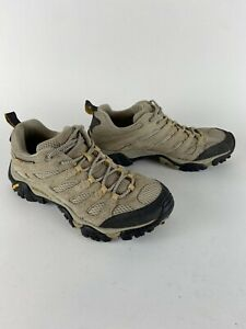 Merrell Moab Ventilator Taupe Womens Size 9.5 Trail/Hiking Shoes -nice!