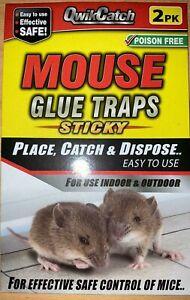 Rat Mice Mouse Trap Insect Mouse Catcher Pad Traps Pest