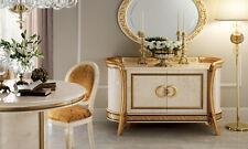 Anrichte Sideboard Esszimmer Wohnzimmer Buffet Hochglanz Italienische Stil Möbel