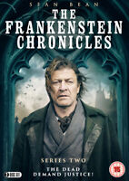 The Frankenstein Chronicles: Series 2 DVD (2019) Sean Bean cert 15 2 discs