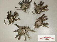 Schlüssel Bosch E16 für Baumaschinen,Bagger,Radlader,Landmaschinen,Libra,Lader,