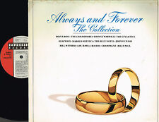 Always & Forever The Collection LP Diana Ross BILL WITHERS Impression UK LPIMP 4