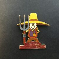 Beauty and the Beast Special Release Cogsworth Disney Pin 8990