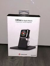 Twelve South HiRise For Apple Watch, Charging Stand, Black Brand New, Sealed