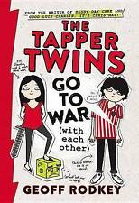 The Tapper Twins Go to War (With Each Other)-ExLibrary