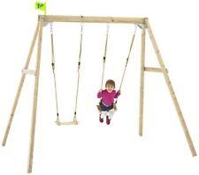 Wooden Rings Outdoor Swings