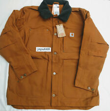 Carhartt #102707 Mens Full Swing Chore Coat  Brown MEDIUM [CBX55-2707]