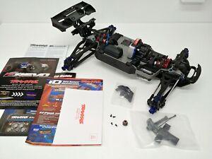 *NEW* TRAXXAS E-REVO 2.0 VXL 4WD ROLLER ROLLING CHASSIS SLIDER 86086-4 BRUSHLESS