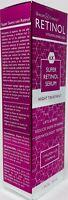 Skincare Cosmetics Retinol  6X Super Retinol Serum Night Treatment 1 oz 30 mL