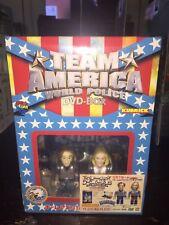 South Park Team America Kubrick Figures Rare New With Dvd