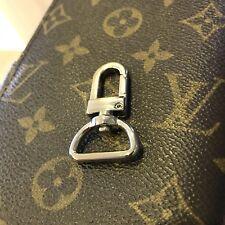 Bolso de Mano Gancho para Llavero plateado langosta broche de etiqueta de equipaje trajes Louis Vuitton Lv