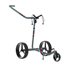 JuCad Trolley Carbon 3-Rad Racing Grey -Sonderedition-