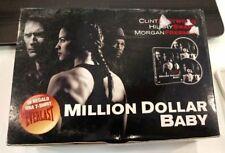 Million Dollar Baby Box (Steelbook 2 Dvd + T-Shirt XL) Come Nuovo