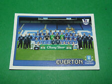 N°239 EVERTON TOFFIES GOODISON MERLIN PREMIER LEAGUE FOOTBALL 2007-2008 PANINI