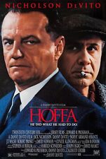 HOFFA (1992) ORIGINAL VERSION B MOVIE POSTER  -  ROLLED
