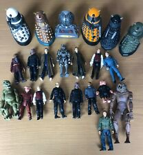 Dr Who Action Figured mixed lot bundle