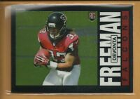 Devonta Freeman RC 2014 Topps Chrome 1985 Rookie Insert Card #35 Atlanta Falcons