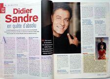 Mag rare 2002: DIDIER SANDRE_ELLEN MACARTHUR
