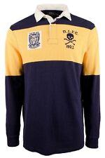 Polo Ralph Lauren Men's Classic Long Sleeve Rugby Shirt