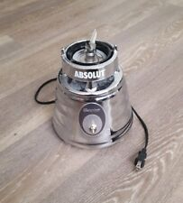 Absolut Vodka / Oster Osterizer Retro Chrome Beehive Blender Very Rare Cool