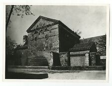Baptistere Saint-Jean - Vintage 7x9 Publication Photograph - France
