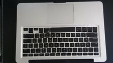 "Macbook Pro 13"" Unibody Top Case A1278 2011 2012 US Layout -Trackpad Keyboard"