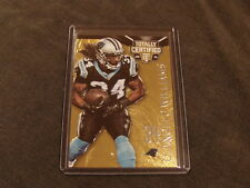 Gold Variation DeAngelo Williams 21/25 SP 2014 Panini Totally Certified Platinum